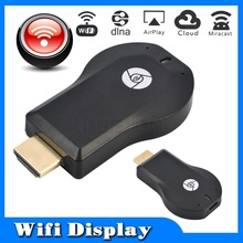 HD 1080P AnyCast TV Stick For Dongle Smart Wifi Display Better Than cast Chromecast for iOS Android System For Windows 7 8 8.1