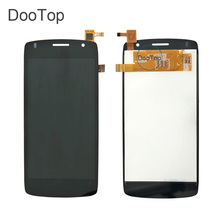 Top Quality NEW For Micromax Canvas Beat A114R LCD Display +Touch Screen Digitizer Assembly for Russian