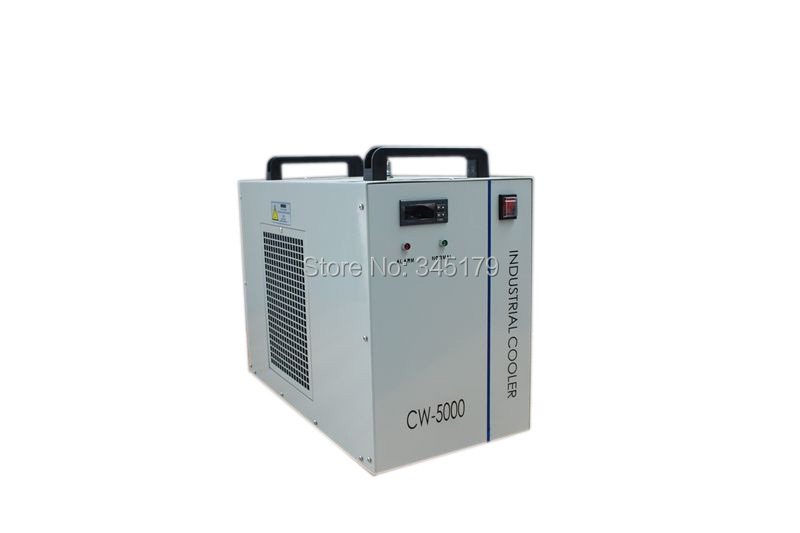 CW-5000 Water Chiller for CO2 Laser Engrave Machine / For CNC Spindle /Cooling Laser Tube 130W 150w .In put 220V Voltage(China)