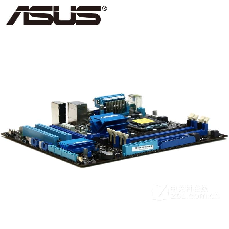 Asus P5G41T-M LX3 PLUS Desktop Motherboard G41 Socket LGA 775 Q8200 Q8300 DDR3