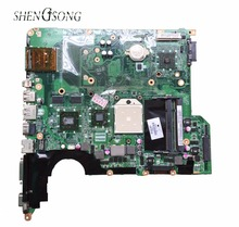 506070-001 Free Shipping motherboard for HP DV5 DV5-1000 laptop motherboard Tested Good(China)
