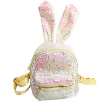 Best Deal Bag Fashion Girls Sequins Backpack Women Leisure School Bag Travel Pack Backpacks Gift High Quality drop ship Aug31
