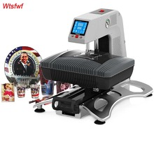 Wtsfwf ST-420 3D Sublimation Heat Transfer Printer 3D Vacuum Printer Machine for Cases Mugs T shirts Plates