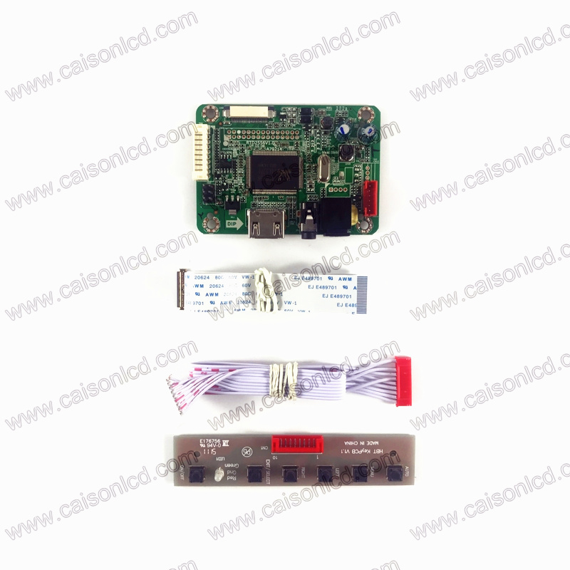 RTD2556 smaller size Audio HDMI EDP Lcd driver board kit for M116NWR4 R1 1366X768 panel 1Lane eDP for EASY repair Free shipping<br>