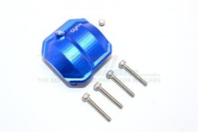1/10 scale AXIAL SCX10 II 90046 ALLOY FRONT/REAR DIFFERENTIAL COVER WITH HOLE - 1PC SET - SCX2012AO