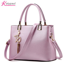 Women Bag White PU Leather Handbag Luxury Women's Handbags Bolsa Feminina Office Fashion Tote Bag Women Shoulder Messenger Bags