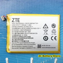 Original 3000mAh Li3830T43P6h856337 Battery For ZTE G719C N939St Qingyang 3 Blade S6 Lux Q7/-C Mobile Phone