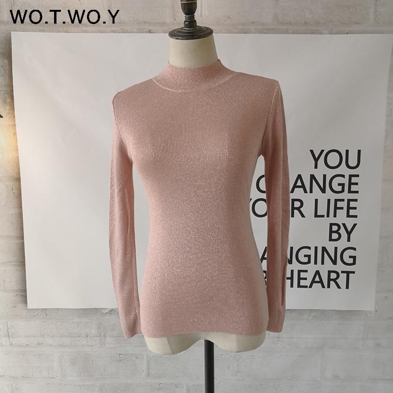 Basic Sweaters Women