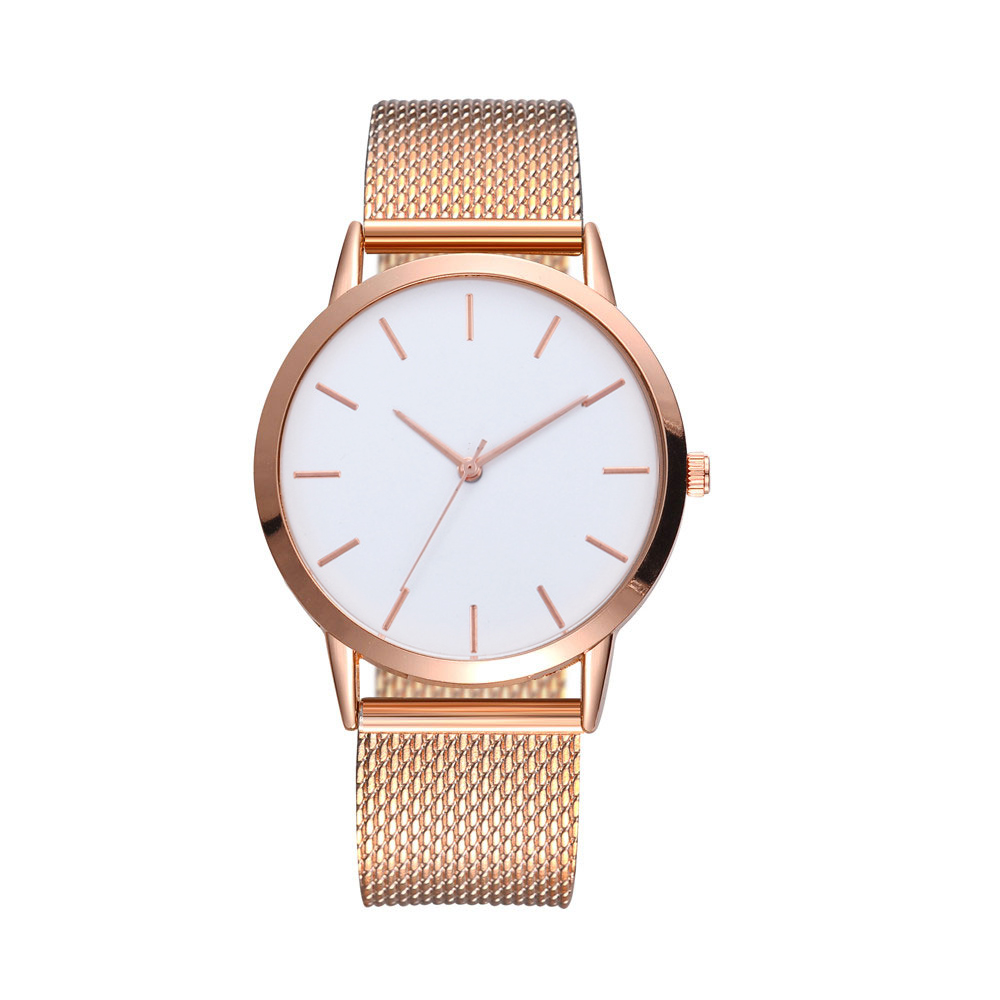 RMM R Gold Sliver Women Watches momen Top Brand Luxury Casual Clock Ladies Wrist Watch Relogio Feminin(China)