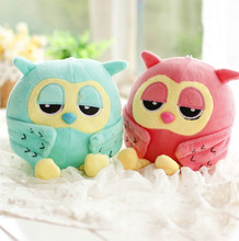 20CM Popular Night Owl Plush Toy Baby Toys Stuffed Animal Doll 2 Colors Soft Baby Birthday Gifts Kids Toy