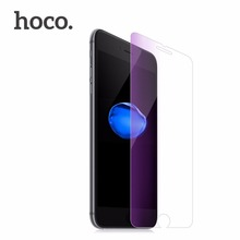 HOCO GH2 0.25mm Tempered Glass Film Soft Edge Flexible High Definition Anti Blue Ray Screen Protecting Film for iPhone 7/7 plus