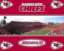 KC Kansas City Chiefs Large Outdoor  Flag Flag $ number 'x 5' Fan Brass Metal Flag Holes 088