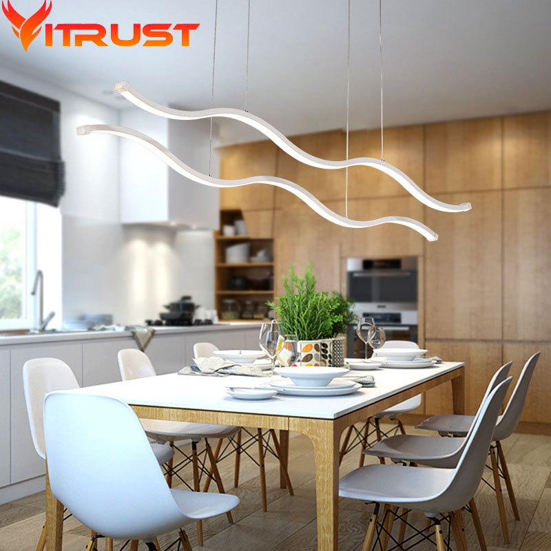 Nordic Pendant Lights Dimming Modern Led Pendant Light Suspension luminaire suspenduHanging Lampen Dining Living Roon Abajur<br>