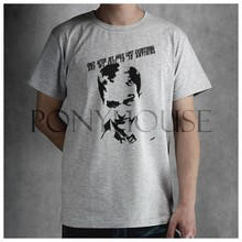 Fight Club Jack t-shirt Top Lycra Cotton Men T Shirt