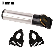 Kemei Portable Hair Trimmer Cordless Electric Haircut Cutting Machine Clipper Set for Men Barber Styling Tool for Adult and Baby