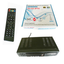 Digital HD Satellite DVB-T2 DVB-S2 combo TV Receiver Support IPTV YouTube CCCAM IKS Bisskey WIFI Dongle DVB T2 USB TV Tuner