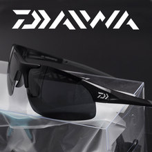 Buy Daiwa outdoor Sport Fishing Sunglasses fit glasses sunglasses Fishing Climbing Sun Glasses pescaResin lenses Polarized for $12.88 in AliExpress store