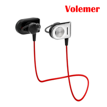 Volemer Hot F8 Ecouteur Bluetooth Earphone Binaural Stereo Athlete Bluetooth 4.1 Headset Wireless Headphones Running Earbuds
