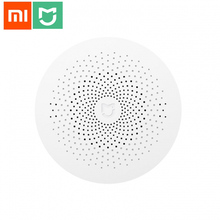Version 2017 Original Xiaomi Mijia Smart Home Kits Gateway Alarm System Control Radio Yi Camers Mi Door Sensor Bell Temperature
