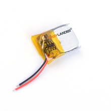 Easylander Replacement  3.7V 50mAh Polymer Li-ion Battery For  JBR style Bluetooth earphone headephone