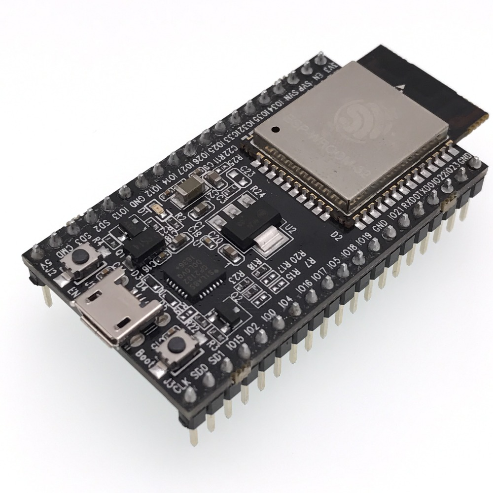 Official DOIT ESP32 Development Board WiFi+Bluetooth Ultra-Low Power Consumption Dual Core ESP-32 ESP-32S ESP 32 Similar ESP8266(China)