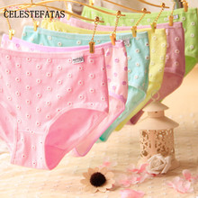 Buy Girl's panties Briefs girls Underwear girls big underpants 2017 new style underwear girls 4pcs/lot C-YT-A003-4P
