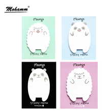 1 Pics Cute Animal Sheep Mini Stickers Korean Stationery Sticky Notes Post It Note Kawaii For Diary Things Memo Pad(China)