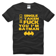 Buy Funny Spoof Movie BATMAN Letter Printed Mens Men T Shirt Tshirt Fashion 2016 New O Neck Cotton T-shirt Tee Camisetas Hombre for $9.46 in AliExpress store