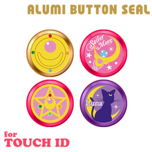 Cute Bear Cat Cartoon Phone Touch ID Home button Sticker seal badge Key Covers Film for IPhone 6 6s 7 plus 5 5s Se ipad mini 3(China)