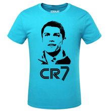 DUZJIAN World Cup Cristiano Ronaldo men's T-shirt survetement footbal bodybuilding child compression t-shirt camisa masculina