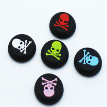 Buy 2pcs Skull Thumb Stick Grips Cap Gamepad Joystick Cover Case Sony PlayStation 3 4 PS3 PS4 Xbox One 360 Controller ThumbStick for $1.18 in AliExpress store
