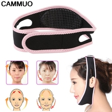 Thin Face Mask Slimming Bandage Skin Care Facial Massager Belt Shape and Lift Reduce Double Chin Face Mask Face Thining Band(China)
