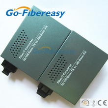 120km DFB 10/100Mpbs Ethernet Fiber Media Converter RJ45 SC connector SM DX Cable - Shenzhen GoFibereasy Network Communication Co.,LTD store