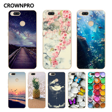 Buy CROWNPRO Phone Case FOR Xiaomi Mi 5X Soft Silicone Cover FOR Xiaomi Mi A1 Back Protector FOR Xiaomi Mi5x Mi a1 Case for $1.12 in AliExpress store