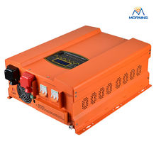 5000W smart romote control power inverter solar power system