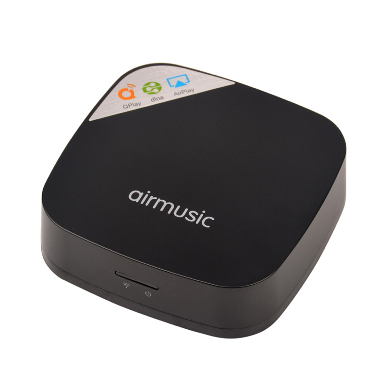 Mini Music Box Wireless Wifi 150Mbps Lossless Music Output Audio Player DLNA AirPlay Qplay Streaming Receiver Sound Mate LR2223<br><br>Aliexpress