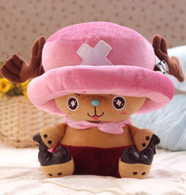 Movies & TV plush One Piece 30cm Chopper plush toy about 12 inch doll gift s7645(China)