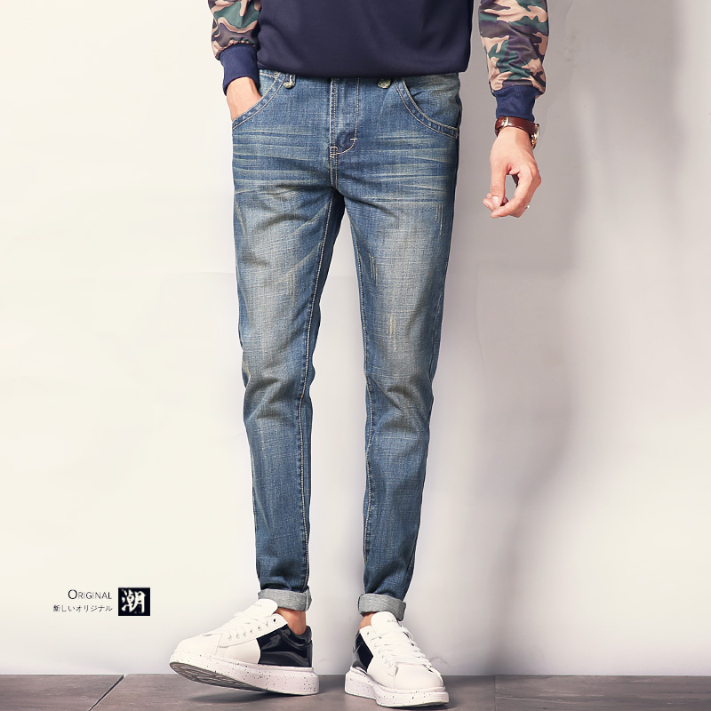 Mens jeans men jeans size 28-40 new casual pants Dongkuan tideОдежда и ак�е��уары<br><br><br>Aliexpress