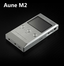 NEW Aune M2 32bit DSD Portable Professional Lossless Music MP3 HIFI Music Player With HD OLED Screen Free Shipping