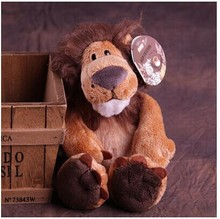 creative small cute stuffed animal lion plush toys the jungle lion doll birthday gift about 25cm