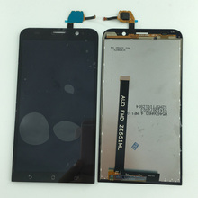1920x1080 LCD Display Glass Panel Touch Screen Digitizer Assembly 5.5 inch For Asus Zenfone 2 ZE551ML black