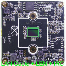 "IPC 1920 x 1080 (1080P) 1/2.9"" SONY Exmor IMX323 CMOS sensor Hi3516 V200 CCTV IP camera module PCB board +LAN cable +2MP LEN IRC(China)"