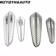 Buy Excellent car styling WRC carbon fiber anti-collision bar case Mazda 2 3 6 Cx-5 323 Skoda Octavia A5 A7 Fabia Rapid vw audi for $1.20 in AliExpress store