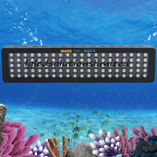 Mars Aqua 300W Led Marine auqarium Light,reef led lighting