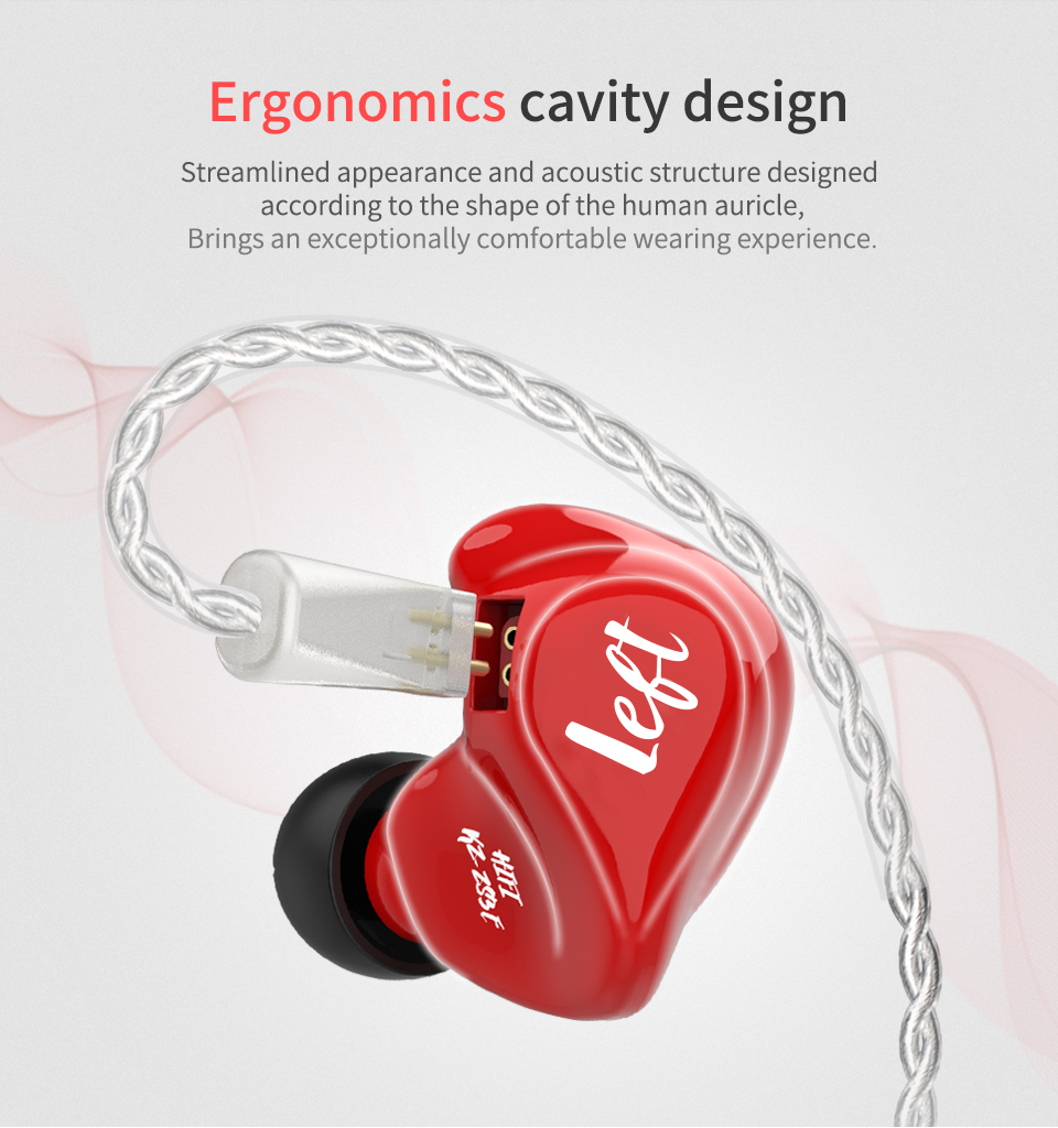KZ_ZS3E_ZS3_Earphones_Dynamic_HIFI_Stereo _Headset_In_Ear_Monitor_Red_Sport_Headphone_Noise_Cancelling_Gaming_Earbuds_11.11_Limited _Version (2)