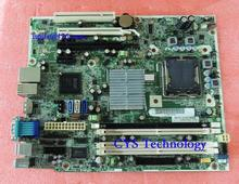 Free shipping CHUANGYISUfor original DC7900 SFF motherboard 462432-001 460969-001/2 460978-000 Q45 LGA775 DDR2 BTX work perfect(China)