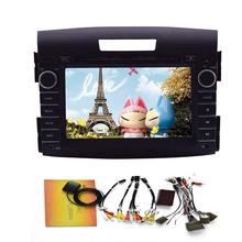 Android for Honda CRV 2012 2013 in Dash Car DVD Player Radio Stereo Audio Automotive GPS Navigation WIFI Bluetooth+free canbus
