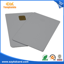 Wholesale SLE5542 256byte ISO7816 Contactless Blank Smart Cards