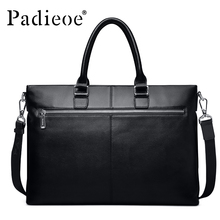 Luxury design business name brand handbag men shoulder bag briefcase leather handbag laptop bag fashion men messenger bag