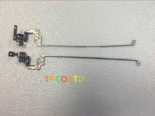 Genuine New Free Shipping Laptop LCD Hinges / hinge for Lenovo Ideapad 100-15 100-15IBY AM1ER000100 AM1ER000200(China)